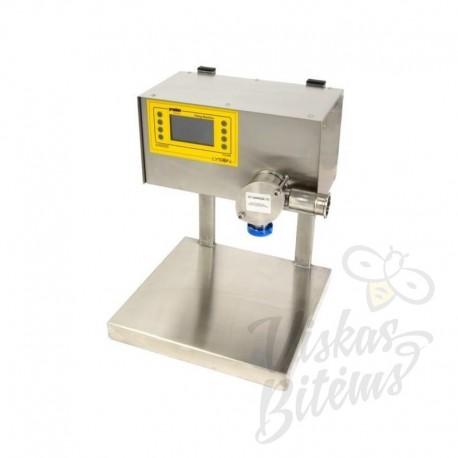 Daugiafunkcinis prietaisas dozavimui, kremavimui ir medaus pumpavimui su padėkliuku PREMIUM