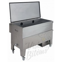 Nerūdijančio plieno džiovintuvas 300 KG (380 V)