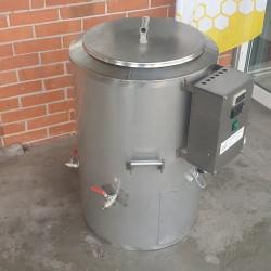 Vaško sterilizatorius 100 L 380 V 6 kW