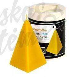 Silikoninė forma žvakėms [piramidė]