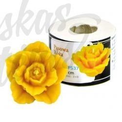 Silikoninė forma žvakėms [rožytė]