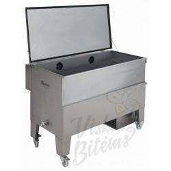 Nerūdijančio plieno džiovintuvas 300 KG (230 V)