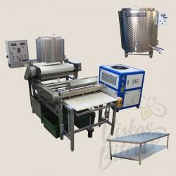 Automatinė vaškuolių gamybos linija Techtron
