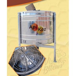 Medsukis 6 kasečių 6/12R 1000, elektrinis, pusiau automatinis - ApiKoz