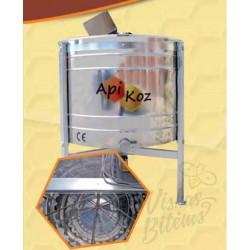 Medsukis radialinis 18/36R 900, elektrinis, pusiau automatinis - ApiKoz