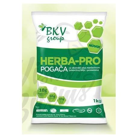 Kandi tešla - BKV Herba Pro 1 kg