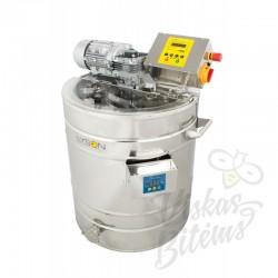 PREMIUM Įranga kreminiam medui 200L su laikmačiu