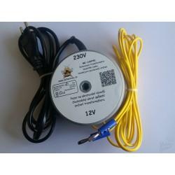 Korių įlydytuvas/lydytuvas 230/12V cinkuotai vielai